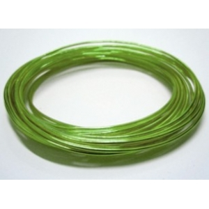 Aluminium Wire 1.5mm - Green