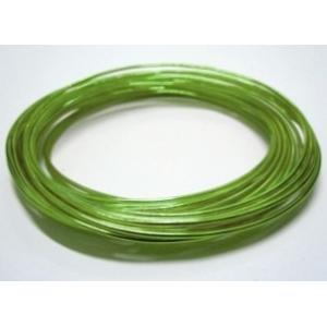 Hilo Aluminio 1.5mm - Verde