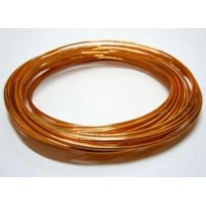 Aluminium Wire 1.5mm - Orange