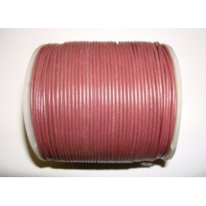 Leather String 1.5mm - Cyclamen Purple 123