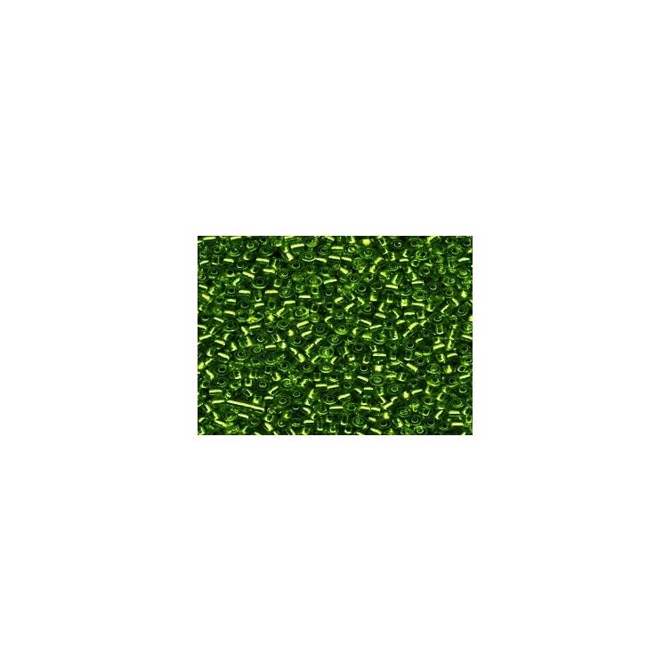 Round nº 1 - Dark Green Silverlined