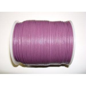 Cordon Cuero 1.5mm - Violeta 111