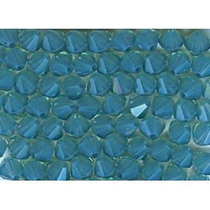 5328 5mm Caribbean Blue Opal