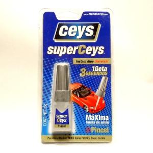 SuperCeys 5 Gramos Con Pincel