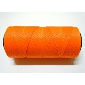 Encerado Brasileño Poliester 1mm - Naranja Fluorescente 0393