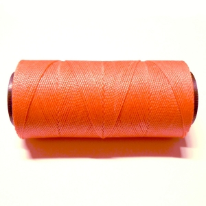 Polyester Brazilian Waxed 1mm - Salmon 0776