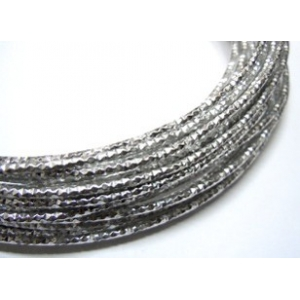 Hilo Aluminio 2mm Grabado
