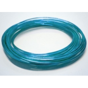 Aluminium Wire 2mm - Light Blue