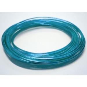 Hilo Aluminio 2mm - Azul Claro