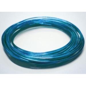 Hilo Aluminio 2mm - Azul Oscuro