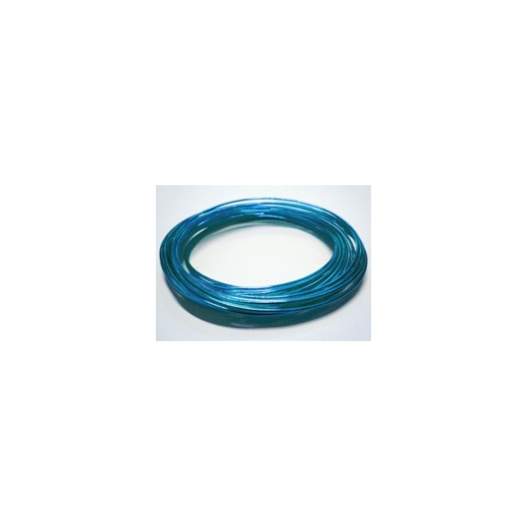 Aluminium Wire 2mm - Dark Blue