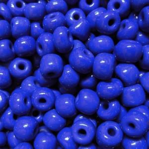 Round nº 7 - Dark Blue Opaque