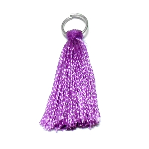 Rayon Tassel - Light Purple 30