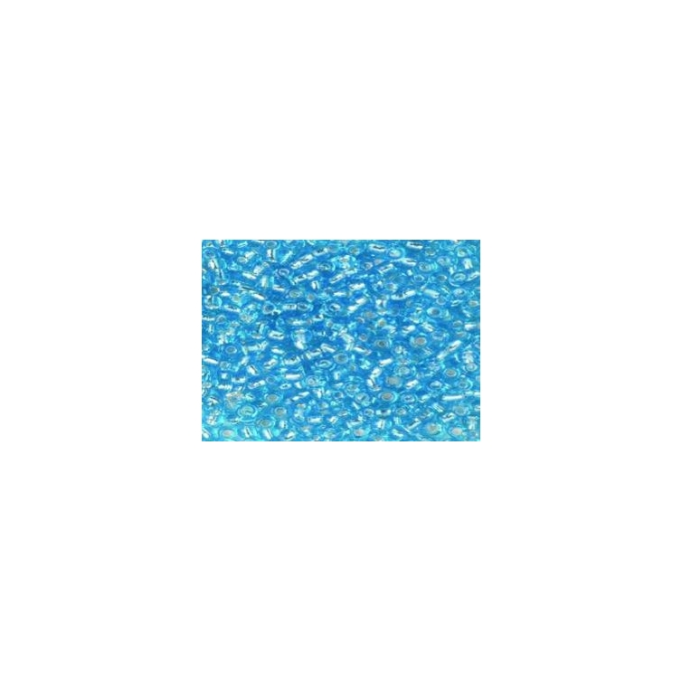 Round nº 1 - Light Blue Silverlined