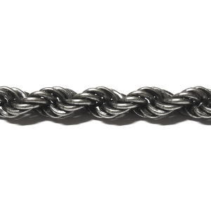 S-RF Curled Cord Chain 7.5mm