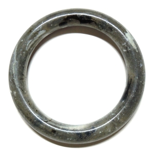 Methacrylate Ring 60mm - Speckled Grey