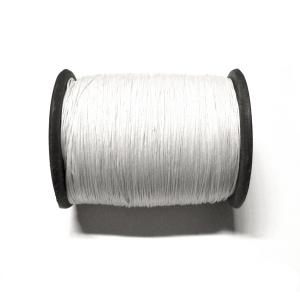 Cordon Algodon 0.6mm - Blanco