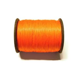 Cordon Algodon 0.6mm - Naranja