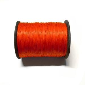 Cordon Algodon 0.6mm - Rojo