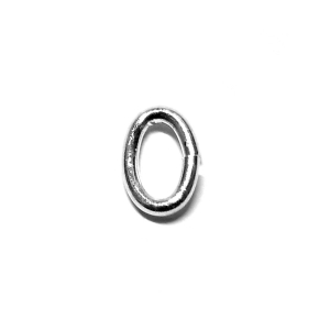 Oval Jump Ring 4x3x0.7mm