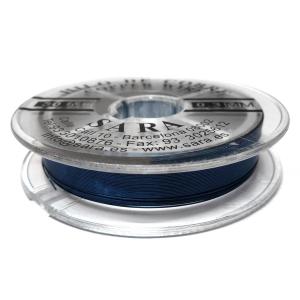 Hilo De Cobre 0.3mm - Azul Oscuro