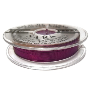 Copper Wire 0.3mm - Dark Purple