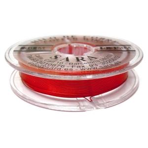 Hilo De Cobre 0.3mm - Rojo