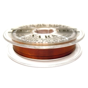 Copper Wire 0.3mm - Dark Copper