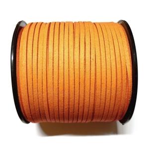 Antelina Plana 3mm - Naranja 28