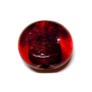 Tablet Shaped Glass - Light Red