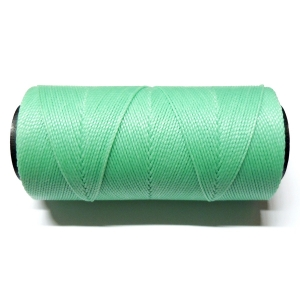 Polyester Brazilian Waxed 1mm - Mint Green 0777