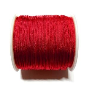 Nylon Cord 0.7mm - Dark Red 122
