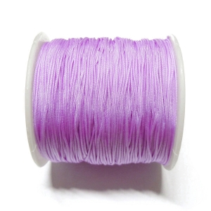 Nylon Cord 0.7mm - Light Purple 672