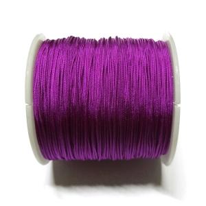 Nylon Cord 0.7mm - Dark Purple 675