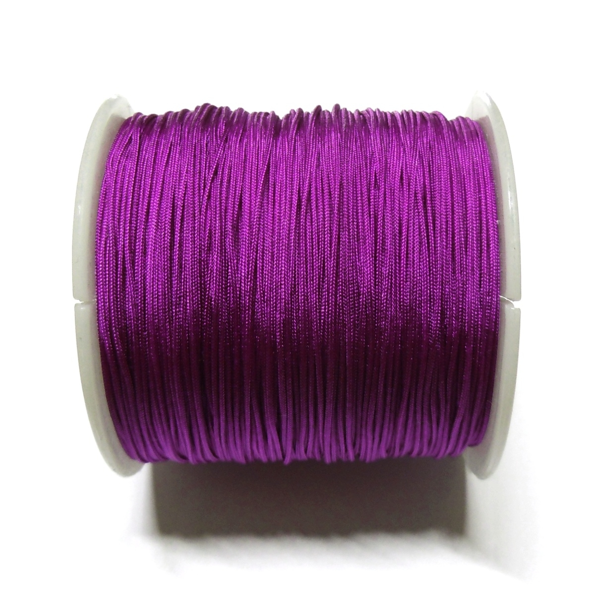 Nylon Cord 0.7mm - Dark Purple 675