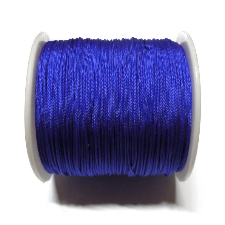 Nylon Cord 0.7mm - Dark Blue 368