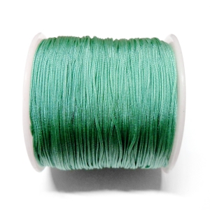 Cordon De Nylon 0.7mm - Verde Agua 222