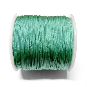 Nylon Cord 0.7mm - Water Green 222