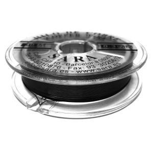 Hilo De Cobre 0.3mm - Negro