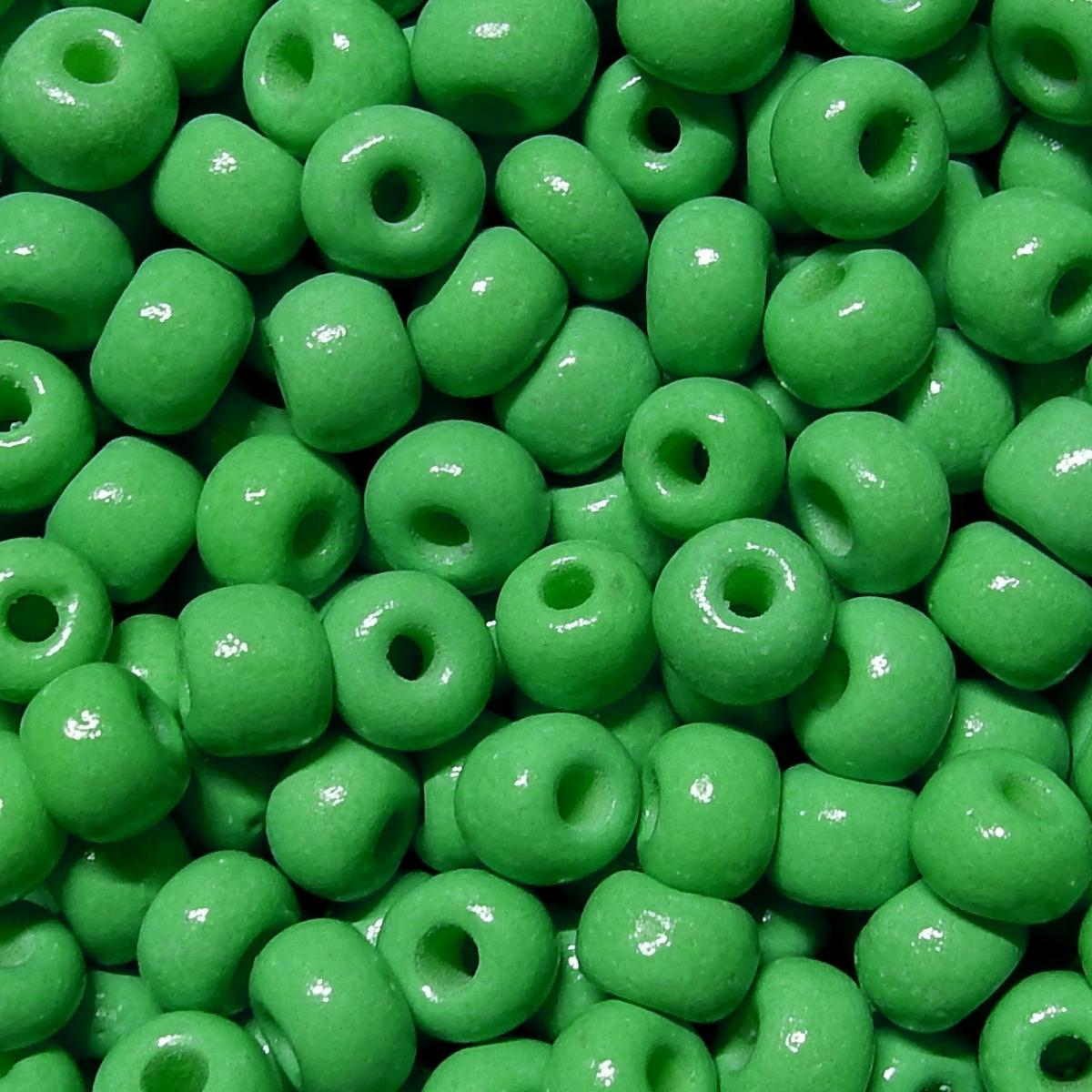 Round nº 4 - Medium Green Opaque 47