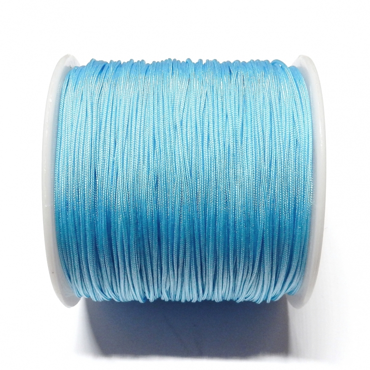Cordon De Nylon 0.7mm - Azul Claro 365