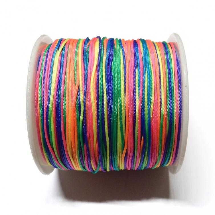 Cordon De Nylon 0.7mm - Multicolor 10