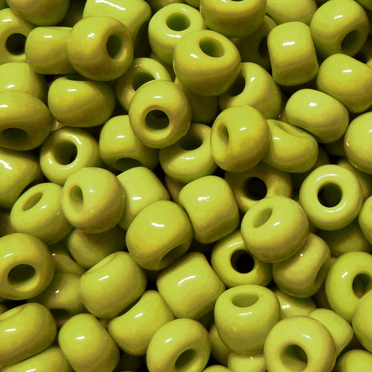 Round nº 7 - Olive Green Opaque 53430