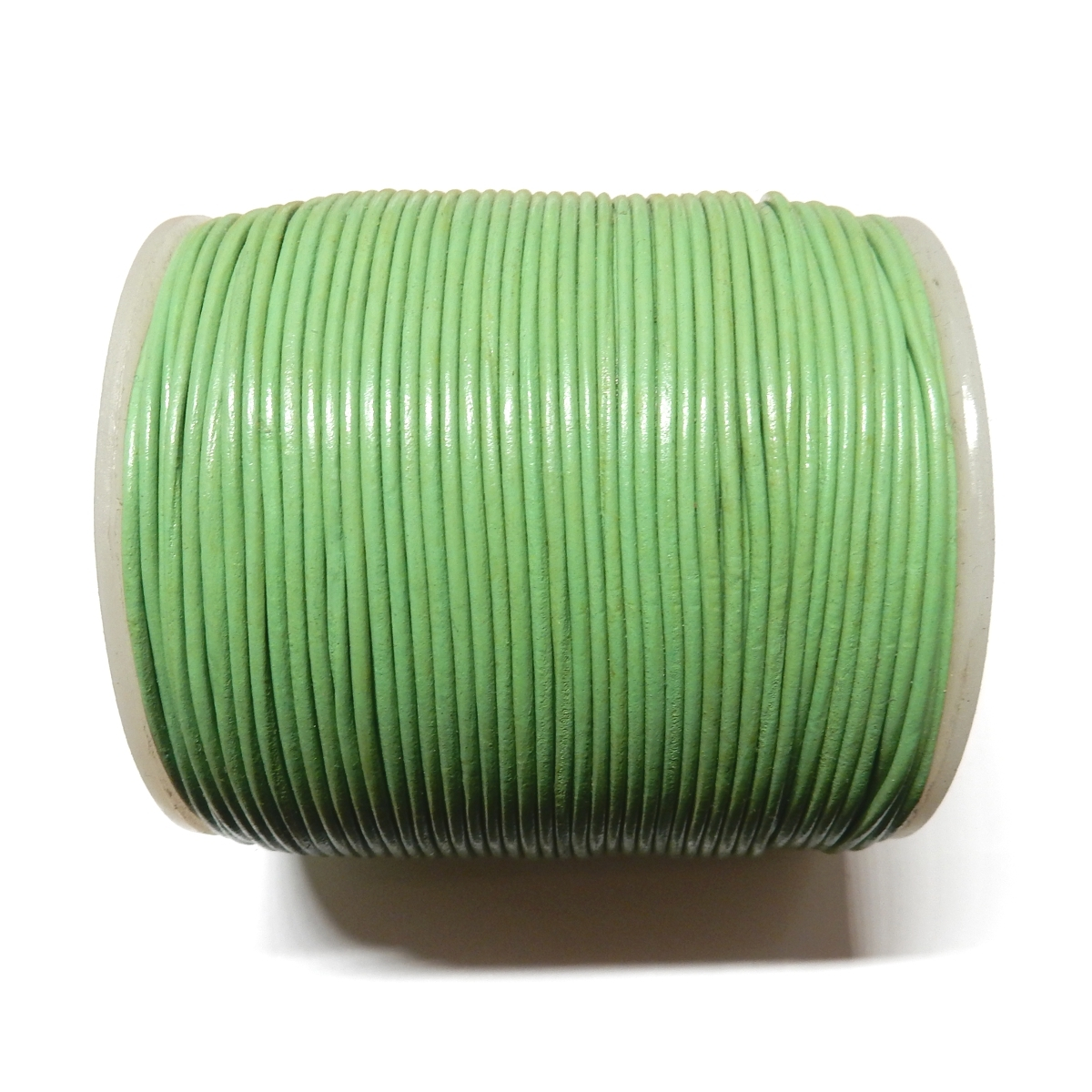 Cordon Cuero 1.5mm - Verde Claro 125