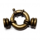 Sailor Clasp 22mm With Necklace Fittings
