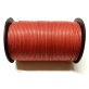 Cotton Waxed Cord 2mm - Red 132