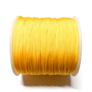 Nylon Cord 0.7mm - Yellow 543