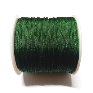 Cordon De Nylon 0.7mm - Verde Oscuro 257