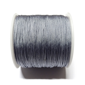 Cordon De Nylon 0.7mm - Gris 51