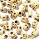 Bone Skull 12x8mm